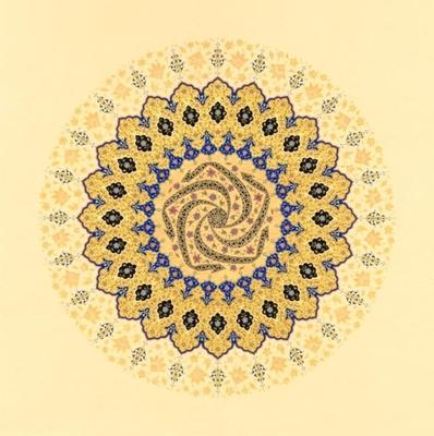 الرسم بالخط العربي (12) 